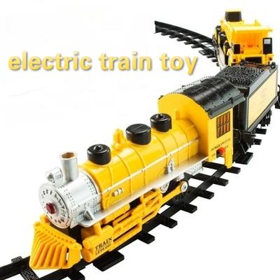 DIY train set,electric...