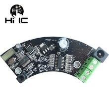 אודיו Bluetooth כוח מגבר לוח 2 ערוץ תקרת רמקול רקע מוסיקה מגבר 2.0*12 w ~ 2.0*35 w DC12V ~ 19 v
