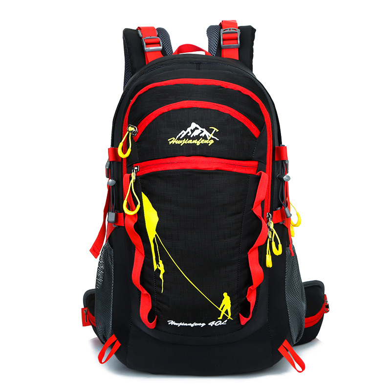 Multifunction Men Backpack Waterproof Bag 36-55L Travel Rucksack Fashion Double Shoulder Bag Big Volume Colorful Bags for Male dugadi dzrzvd 36 55l