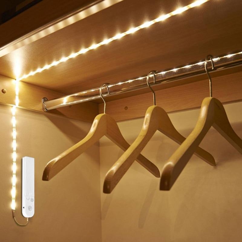 Luminous Toys Kids Sleep Light Toy With PIR Motion Sensor Lighting Waterproof Cabinet Stairs Novelty Induction