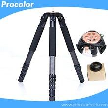 Профессиональный легкий DSLR видео Камера штатив из углеродного волокна штатив с 80 мм чаша для цифровых зеркальных фотокамер DSLR Камера стенд