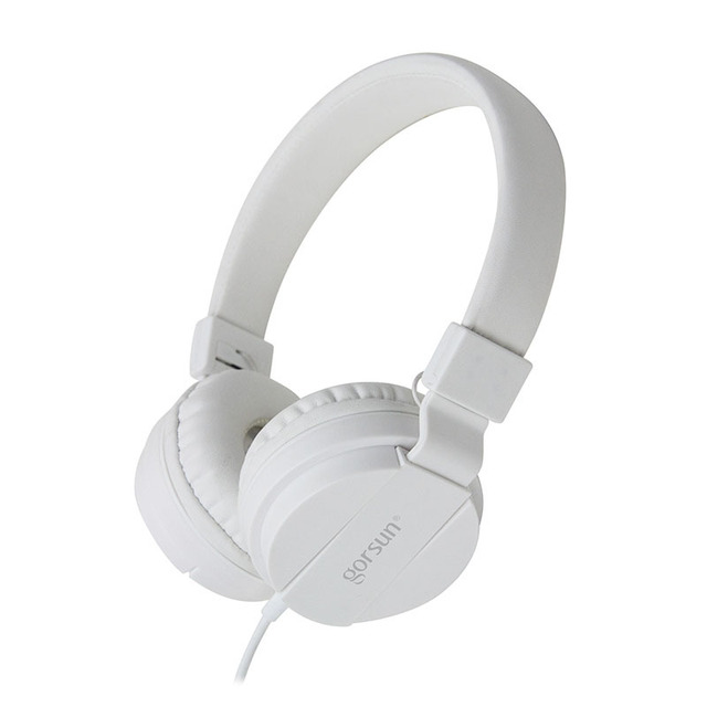 Gaming Headset For Phones MP3 MP4 Computer PC Music Gift DEEP BASS Headphones Earphones 3.5mm AUX Foldable Portable Adjustable