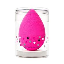 Best Makeup Sponge Power Foundation Blender Puff Facial Flaw Less Blending Sponge Lady Make Up Tools with Cleanser