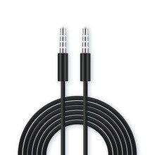 3.5 MILLIMETRI Cavo Audio AUX Maschio Maschio Stereo Per Cuffie Via Cavo per il Trasduttore Auricolare Del Telefono di Altoparlante Car Audio AUX Cavo