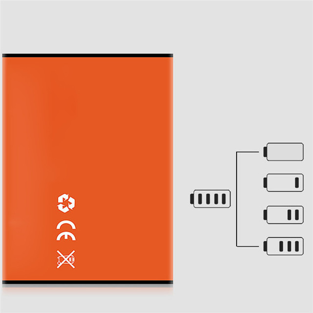 Mobile Phone Battery 3060 mAh Recyclable Oxygen-free Copper Contact Built-in Battery for XIAOMI Redmi Note 2 Android Phones