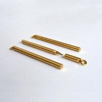Brass Refill Pen