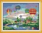 Colorful balloons DI...