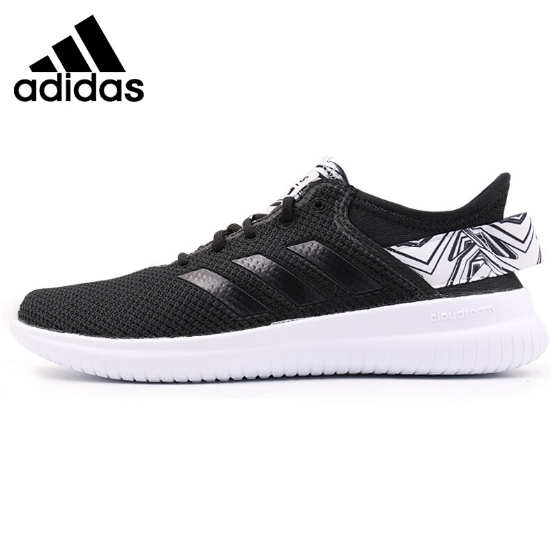 <font><b>Original</b></font> New Arrival 2018 <font><b>Adidas</b></font> NEO Label QTFLEX <font><b>Women's</b></font> Skateboarding <font><b>Shoes</b></font> Sneakers image
