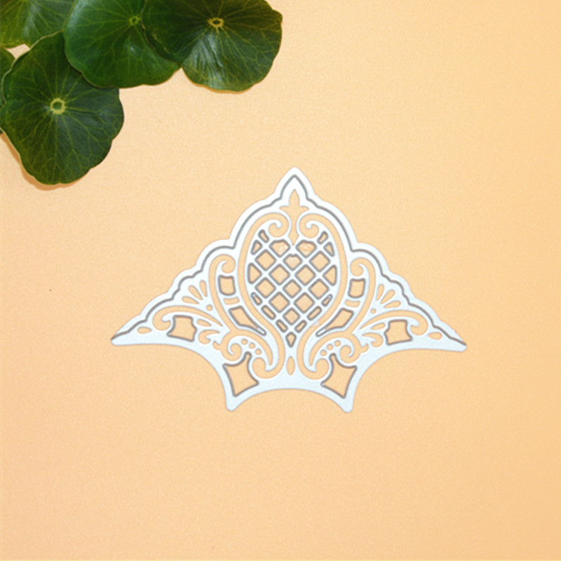 Lace Metal Die Cutting Scrapbooking Embossing Dies Cut Stencils Decorative Cards DIY album Card Paper Card Maker design personalized printing red wedding invitations cards blank paper card kit laser cut lace flower convite pack of 50