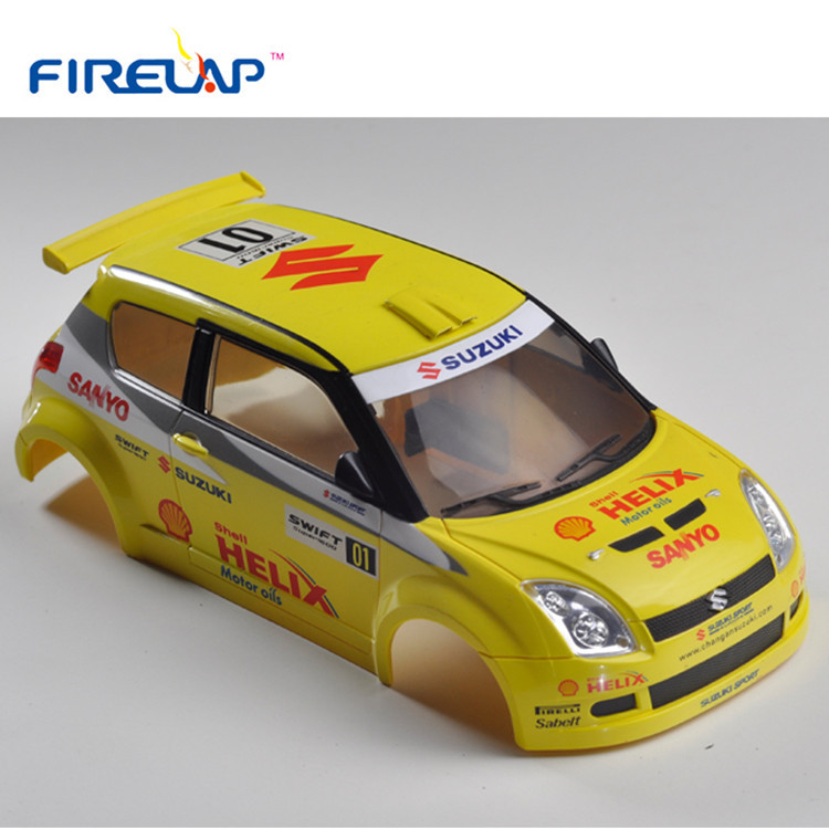 US $24 86 |ABS 1/28 Scale Mini RC Car Body Shell 4WD Drift Car Part  Multiple Color And Model-in Parts & Accessories from Toys & Hobbies on