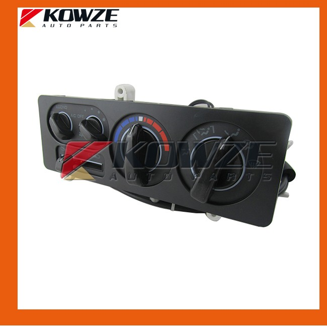 Heater Controller ASSY For Mitsubishi Pajero Montero Shogun 2nd II 1990-2000 MR218469 комплект проставок для лифт кузова pajero 2