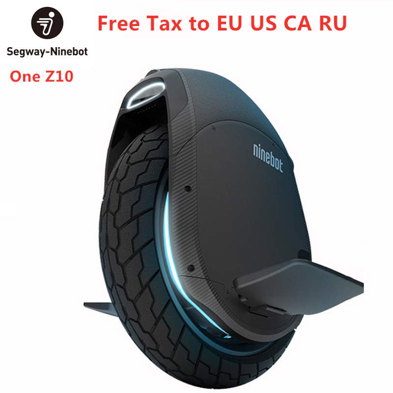 Ninebot One Z10 Z6 Self Balancing Electric Scooter 1800W Motor 45km/h Build-in Handle Unicycle One Wheel Hover Skate Board