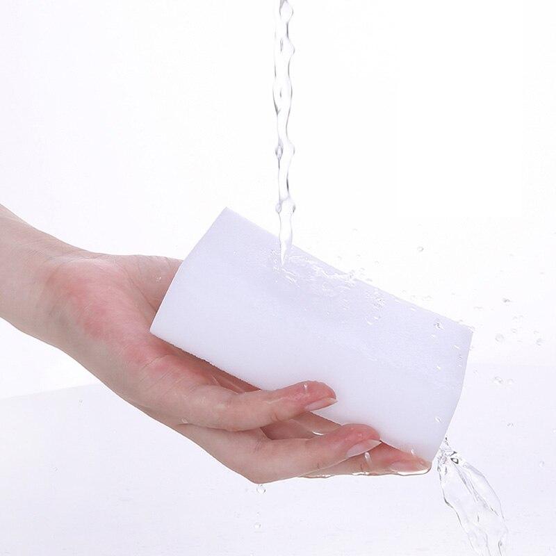 50 pcs lot Melamine Sponge Magic Sponge Eraser for Kitchen Office Bathroom Cleaning Nano High Quality 9x6x3cm in Sponges Scouring Pads from Home Garden