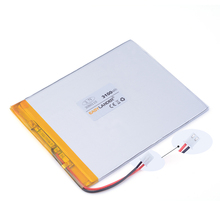 XHR-2P 2,54 3100 мАч 3090110 3,7 В полимерный аккумулятор Tablet PC машинного обучения 3088110 0390110 Tablet Pc DIY Мощность mobile