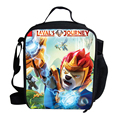 2015 Popular Cartoon Hero SuperMan Chima Lunch Bag for Kids School Boy Personalized Insulated Lunch Bag For Children Students