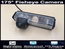 175 Degree 1080P Fisheye Lens Car Rear view Camera Parking Reverse Camera For mitsubishi pajero Sport Grandis Car Camera 175 degree 1080p fisheye lens car rear view camera parking reverse camera for mitsubishi pajero sport grandis car camera