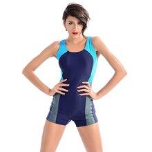 hiasnece Women One Piece Swimsuit Plus Size Back Bodysuit Sleeveless Solid  Color 3ccc0aeff