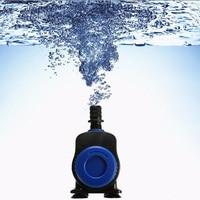 1 шт 5/14/20/35/45/80 W 500-3500L/H ультра-тихий погружной водяной насос фильтр пруд фонтан аквариум высоким подъемом ЕС Plug