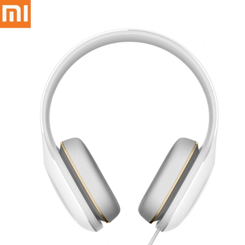 Originele xiaomi mi hoofdtelefoon Comfort Xiaomi oortelefoon Met Mi c noise cancelling 1.4 M draad 3.5 Mm xiaomi smartphone muziek xiaomi-in Hoofdtelefoon/Headset van Consumentenelektronica op  Groep 1