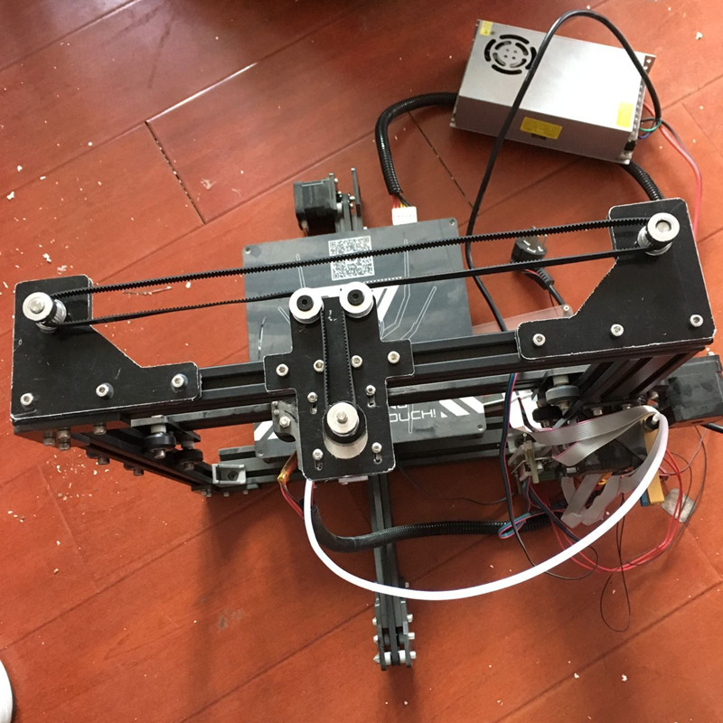 Upgrade Tevo Tarantula/HE3D Single Motor Dual Z Axis Kit Dual Z Uppgrade Set