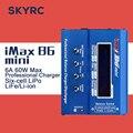 Original SKYRC iMax B6 Mini 60 W 6A Max Equilíbrio RC carregador Descarregador para RC Aeromodelismo Bateria Re-Modo de Pico para NiMH NiCd