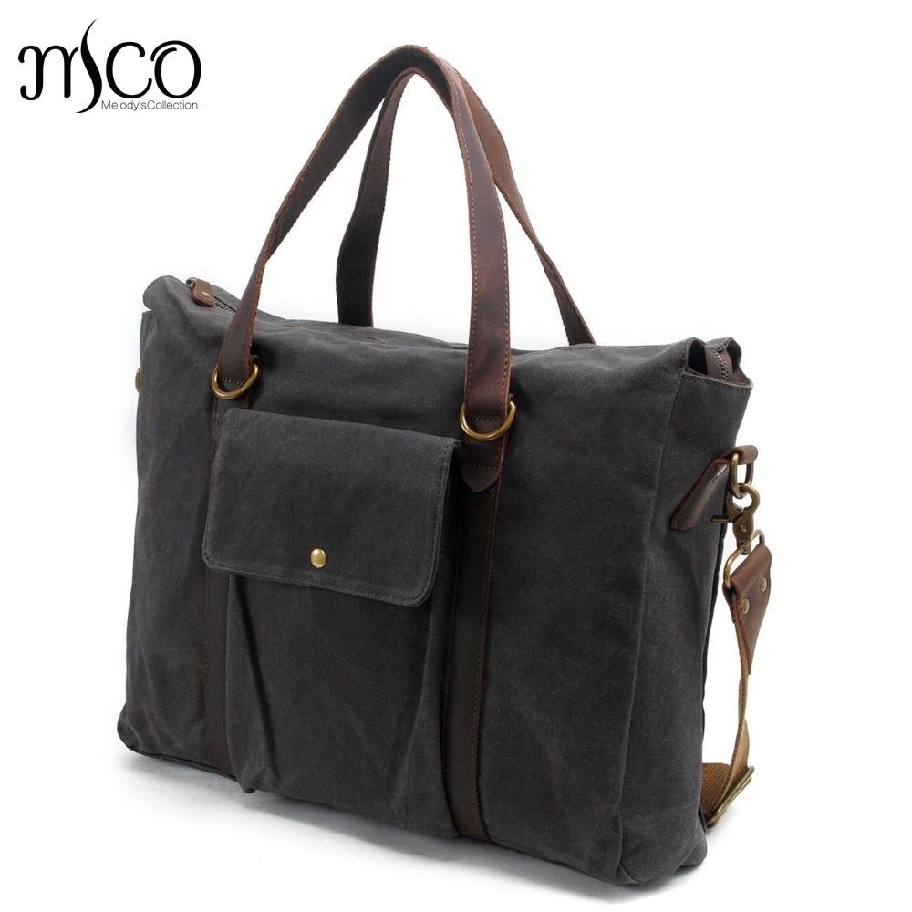 NEW Canvas Men Handbag Satchel Casual Bag Vintage Military Style Travel Male Messenger Bag Briefcase Business Laptop Bag 15 inch подставки для техники holder кронштейн lcd f6608 b черный