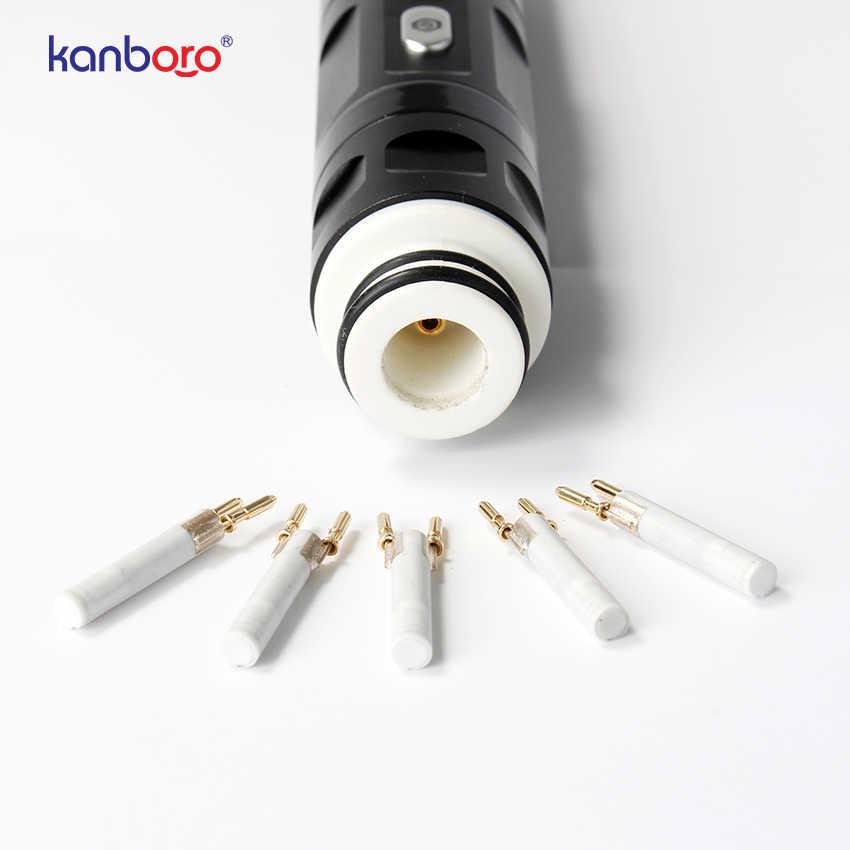 Ecube Master Kit воск масло испаритель Enail Vape ручка пара ЖК-экран фильтр для водопроводной трубы контроль температуры Сменный нагревательный стержень