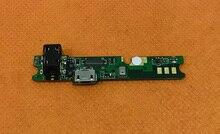 """Usato Originale USB Carica Spina Bordo Per ELEFONO Soldato Helio X25 MTK6797T Deca Core 5.5 """"2 K Trasporto Libero Dello Schermo trasporto libero"""