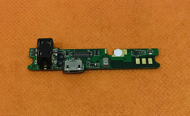 """Used Original USB Plug Charge Board For ELEPHONE Soldier Helio X25 MTK6797T Deca Core 5.5"""" 2K Screen Free Shipping"""