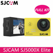 SJCAM SJ5000X Elite Action Camera WiFi 4K 24fps 2K30fps Gyro Sports DV 2.0 LCD NTK96660 Diving 30m Waterproof Sports Camera Cam(China)