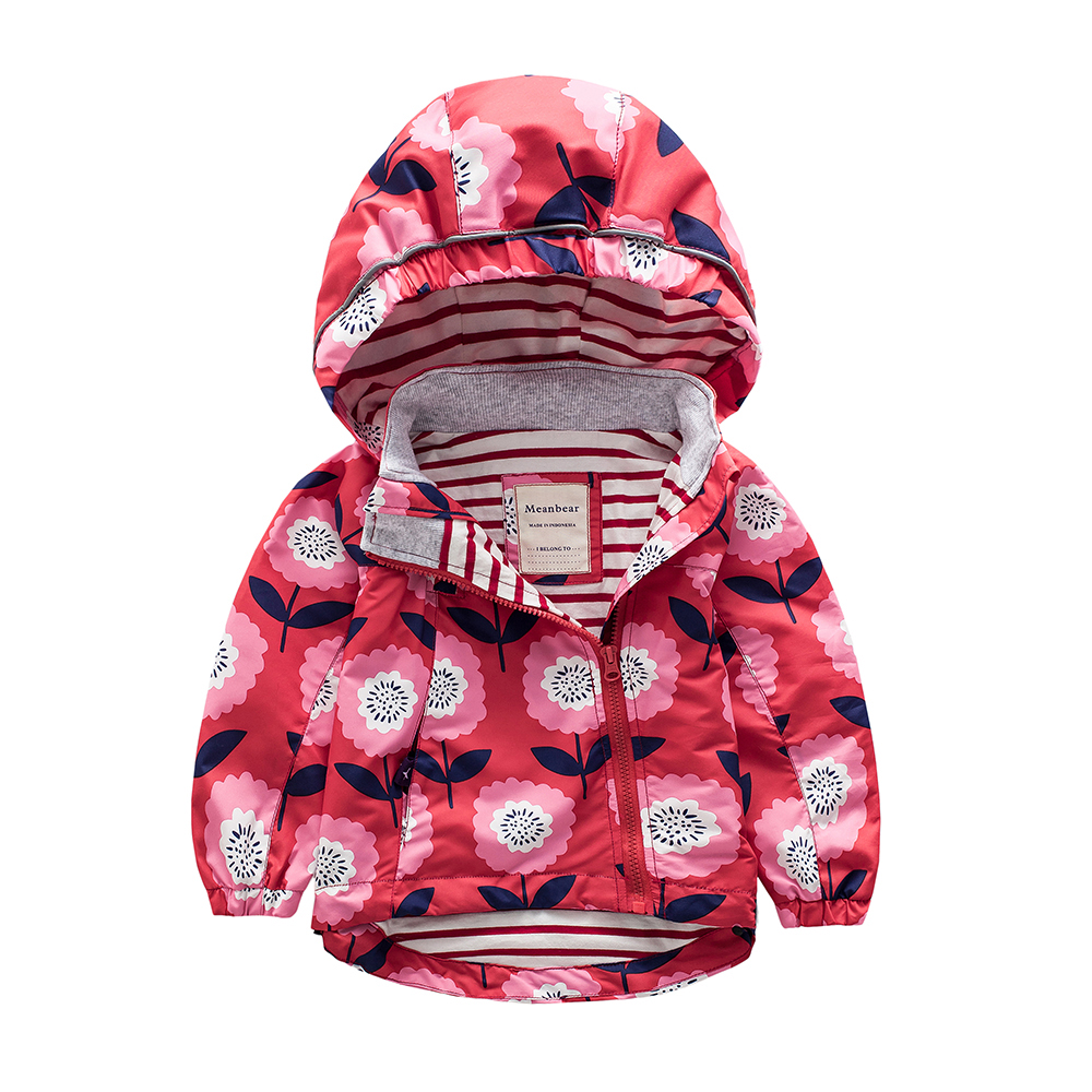 все цены на M67 Spring Autumn Fashion Jacket Boys Girls Graffiti Coat Hoodie Child Jacket Girl Tops,Kids Windbreaker Coat Thin Outerwear онлайн