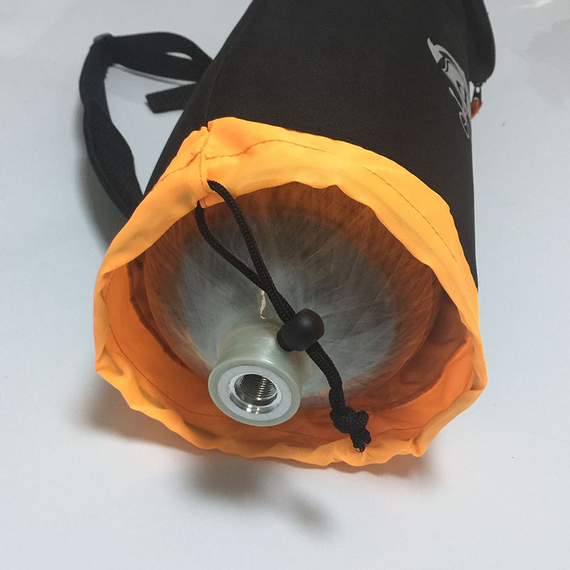 цена на Acecare hot sale 6.8L cylinder bag for paintball tank and carbon fiber cylinder WITHOUT cylinder