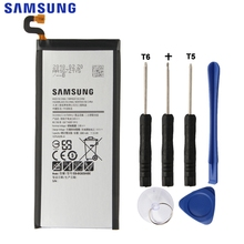 цена на Original EB-BG928ABE Battery For Samsung GALAXY S6 edge Plus SM-G9280 G928P G928F G928V G9287 Replacement Phone Battery 3000mAh