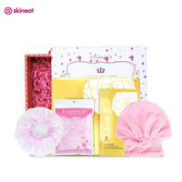Skineat New Arrival Beauty Hair Care Set With 2 Pcs Cap 10 Pcs Nectar Essence Reparing