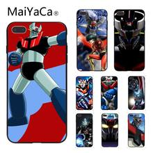 MaiYaCa Bleach Blauw Exorcist Mazinger Z Soft Back Telefoon Case cover Shell Voor Apple iphone 5 XS XR SE En 6 s 7 8 Telefoon case(China)