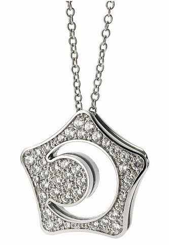 Free Shipping top quality charm women girl Korean TV star moon AAAA+ Rhinestones  crystal necklace Sweater 35a3bd4d6704