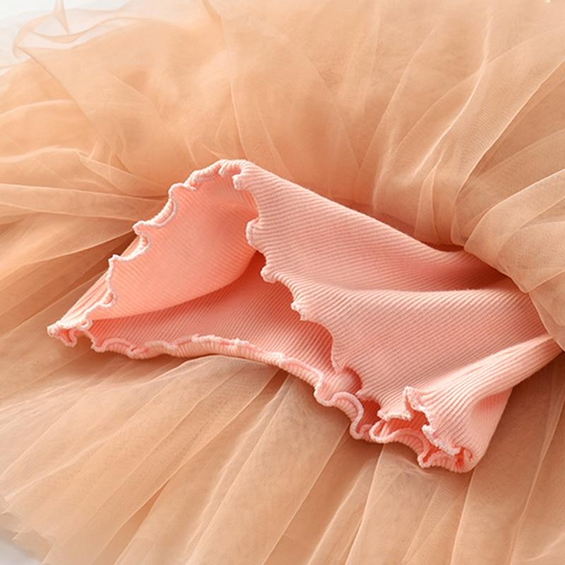 HTB1qsobasfrK1Rjy1Xdq6yemFXae Brand Girls Clothes Super Star Design Baby Girls Dress Party Dress For Children Girls Clothing Tutu Birthday 3-8 Years Vestidos