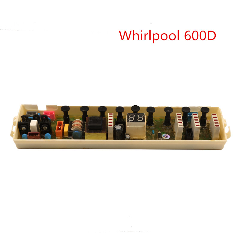 Whirlpool Washing Machine Button Motherboard Original Washer Computer Board XB650V W10272437 W10168838-B-A-J08 XQB60-B600D whirlpool washing machine computer board 973 brand new spot commodity washer motherboard