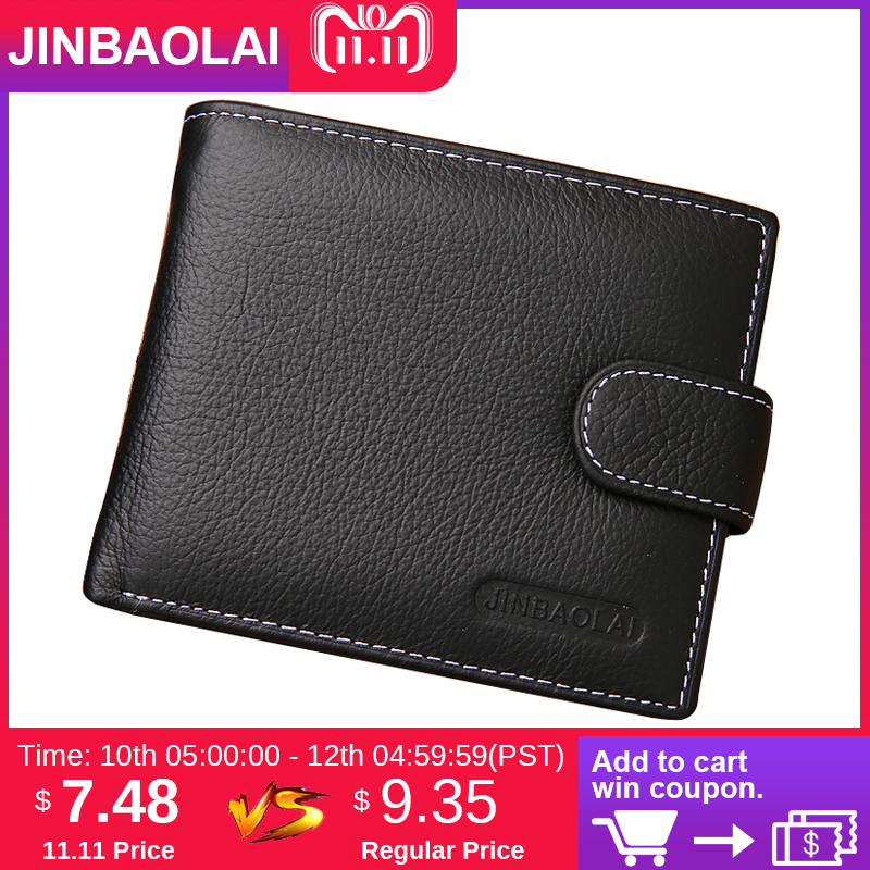 Genuine Leather Men Wallets Brand High Quality Design Wallets with Coin Pocket Purses Gift For Men Card Holder Bifold Male Purse gear dc motor planetary reduction gearbox ratio 20 1 nema 23 60w gear brushless dc motor 24v bldc motor