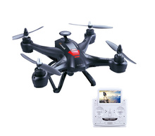 Free Shipping Global Drone X181 RC Quadcopter 5.8G FPV version  HD Camera  Brushless Motor quadcopter vS X5SC