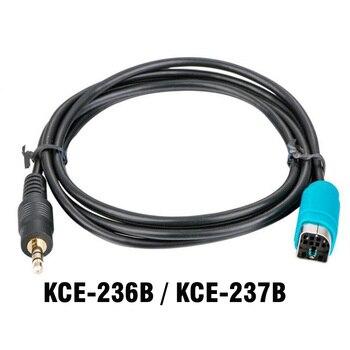 Adaptador de Audio de conexión de Cable auxiliar de 3,5mm para ALPINE...