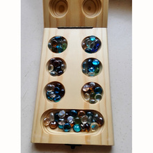 Africa  Mancala Puzzle Board Game  For Children Board Game