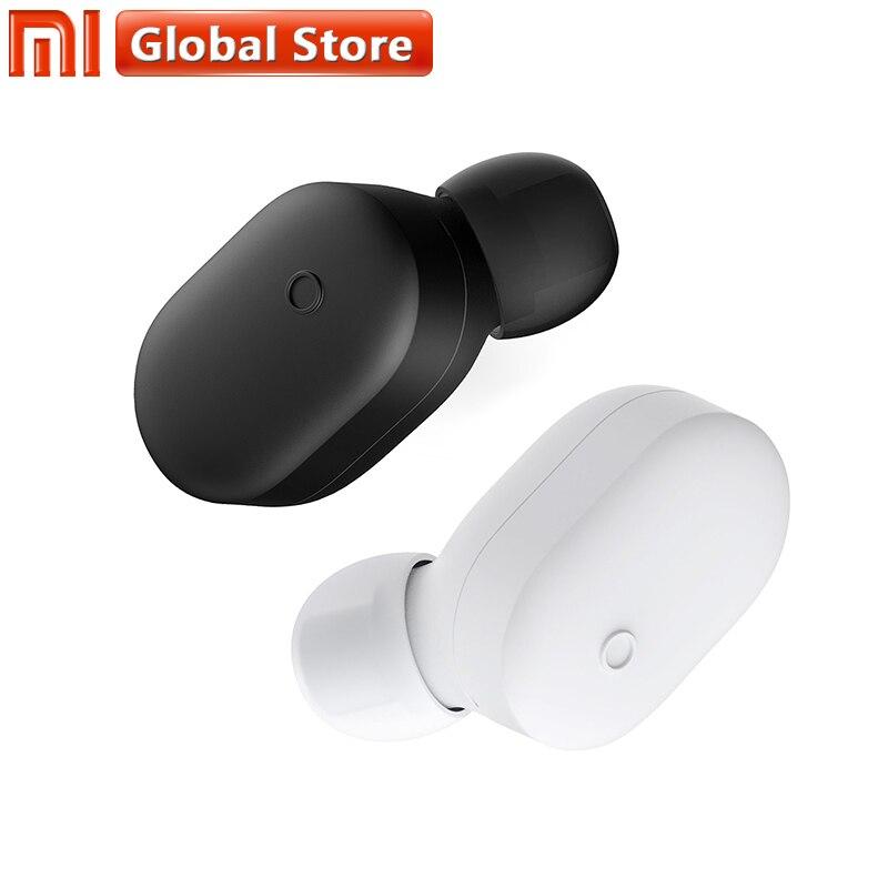 Original Xiaomi Bluetooth Earphone Mini Sport Headphone Wireless Headset IPX4 Waterproof With Mic Handsfree In Ear Piston Earpod недорго, оригинальная цена