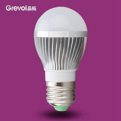 2 X LED CREE E27 Dimmable 12W = 60W / 9W = 35W / 15W = 80W / 25W = 100W Bubble Ball Bulb Lamp High Power Light 880LM 85-265V DHL