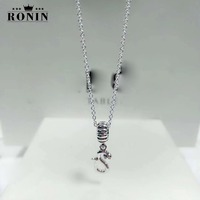 RONIN 2019 New Style Original copy 1:1 High Qualit Zodiac ~Snake Necklace Have Logo Free Mail