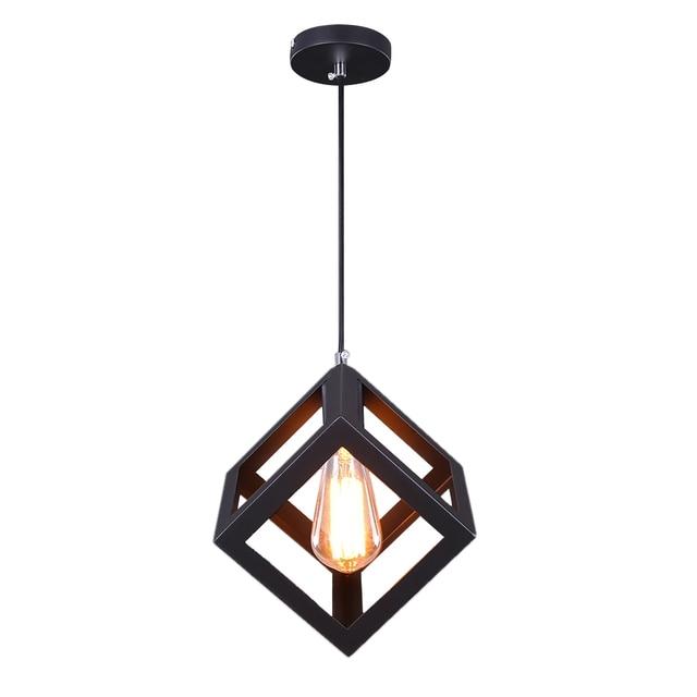 Living Room Quartet online shop pendant lamp american village square pendant creative