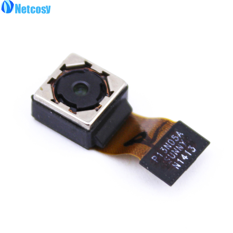Netcosy Rear Back Big Camera Lens Module Sensor Ribbon Flex Cable For One plus oneplus One 1 Replacement Part Repair Parts