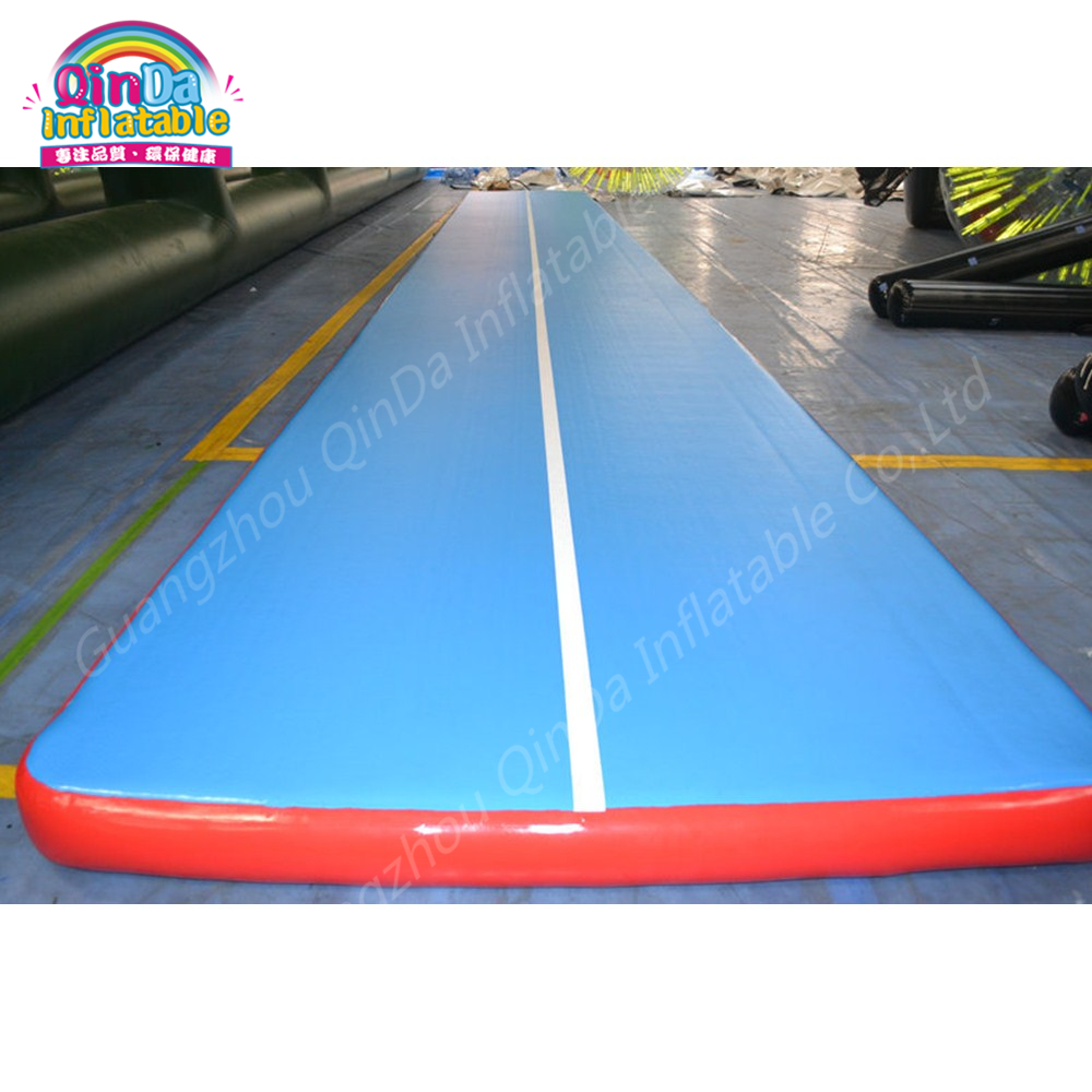 Inflatable mats are included 65