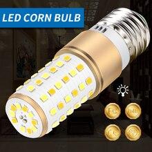 цена на LED Bulb E27 Led Corn Light E14 Candle Light Bulb 3W 5W 7W Lampada Led Lamp 220V Three Color Temperatures Energy saving Lighting