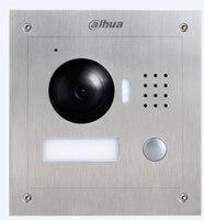DH ip видео домофон DA VTO2000A POE наружного станции для villa POE 1.3MP видеодомофон для частного дома открытый станции Video Door фононов